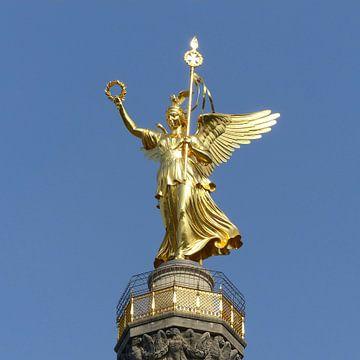 Victory Column (Siegessaeule), Grosser Stern, Berlin van Ralf Schroeer
