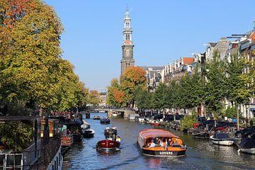 Westertoren in Amsterdam van Jan Kranendonk
