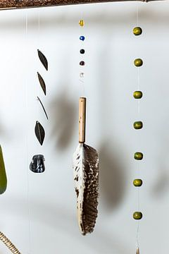 Dromenvanger 'De Groene Man' van 2BHAPPY4EVER.com photography & digital art