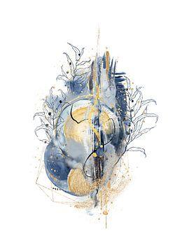 Fantasie in Hülle und Fülle VIII von Art Design Works