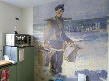 Klantfoto: De schelpenvisser, Jan Toorop van Hollandse Meesters