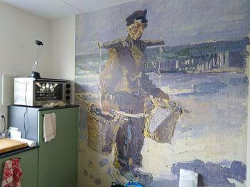 Kundenfoto: Der Muschelfischer - Jan Toorop