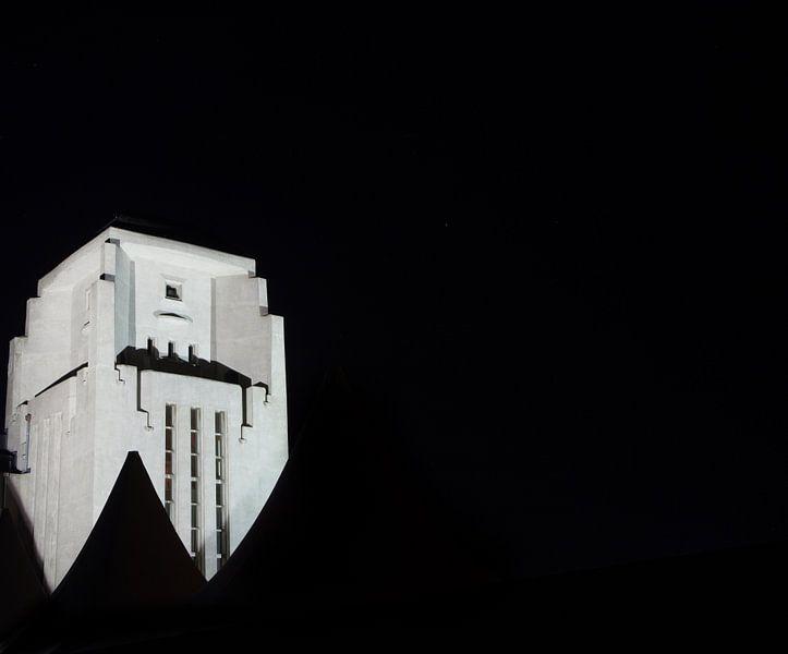 Radio Kootwijk Schim in de Nacht van Stephan van Krimpen