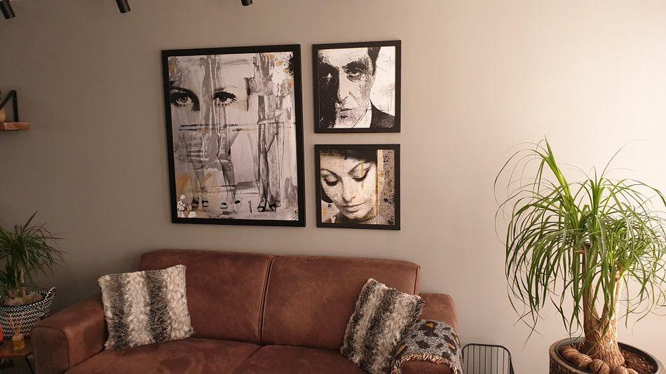 Klantfoto: Sophia Loren van Mirjam Duizendstra