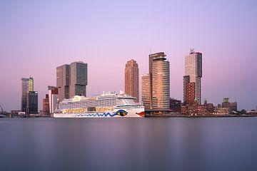 AIDA voor de Kop van Zuid sur Prachtig Rotterdam