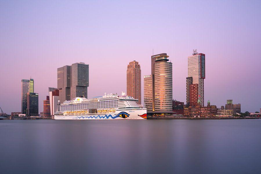 AIDA voor de Kop van Zuid van Prachtig Rotterdam