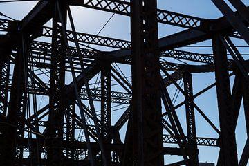 Industrieller Stahlbrückenbau von Peter Leenen