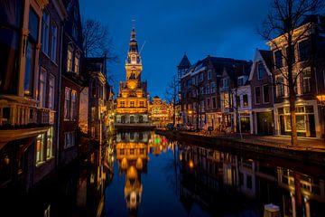 Waagplein in Alkmaar von Arjen Schippers