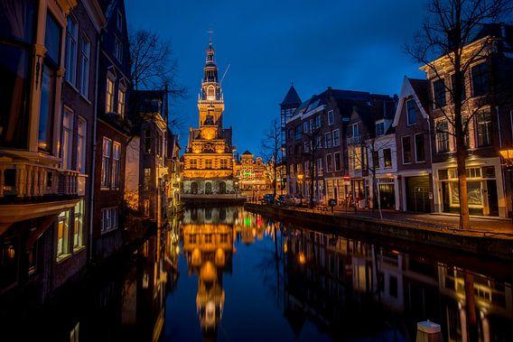 Waagplein in Alkmaar van Arjen Schippers