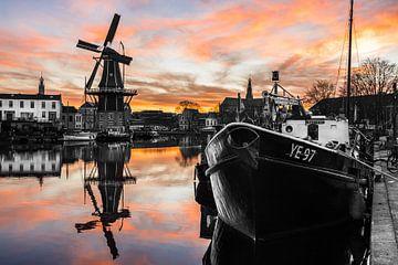 Haarlem Spaarne von Bart Rondeel