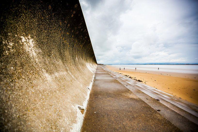 Abstract Beach van Joep Oomen