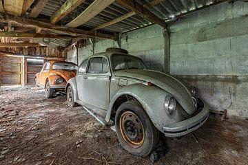 Volkswagen Schuppen von William Linders