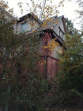 Verlassenes Gebäude von Kirsten Lang