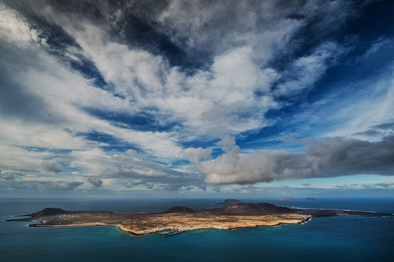 Isla Graciosa van Harrie Muis