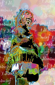 't MOOSWIEF MAASTRICHT von Marijke Mulder