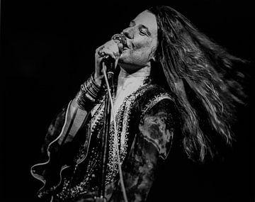 Janis Joplin van Brian Morgan