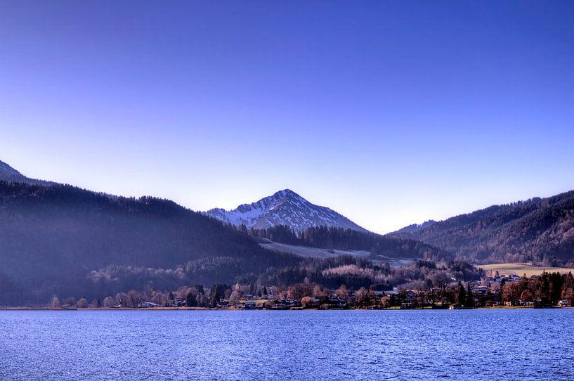 Bergglück am Tegernsee von Roith Fotografie