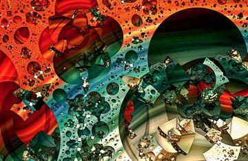 Abstracte fantasie