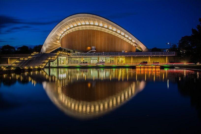 Haus der Kulturen der Welt van Jeroen de Jongh
