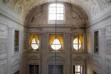 verlaten villa van Ivana Luijten