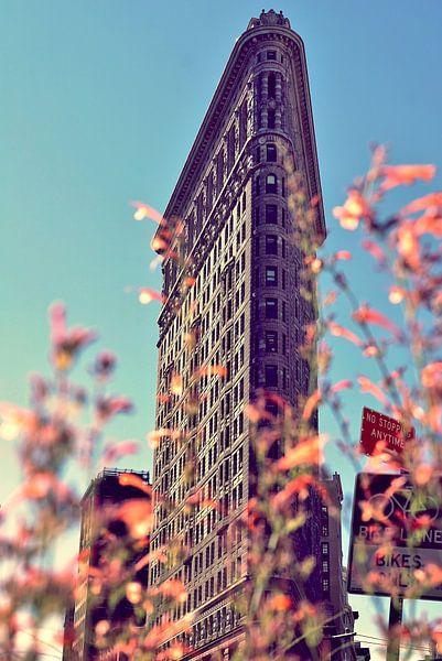 Flatiron Buildung NYC van Kurt Krause