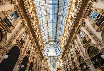 Galleria Vittorio Emanuele II sur