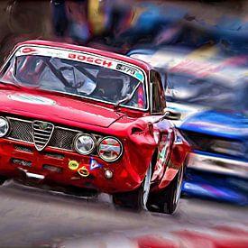 Alfisti Dream - Alfa Romeo GT von DeVerviers