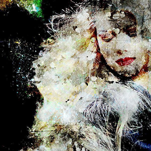 Wind in her hair von PictureWork - Digital artist