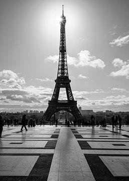 Eiffeltoren van Lysanne Artcrafx