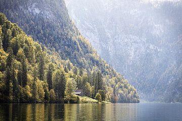 Königssee I von Michael Schulz-Dostal