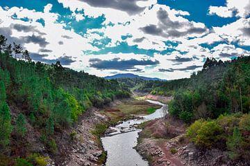 De kronkelende rivier van Justin Travel
