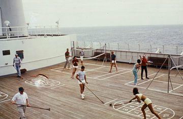 Vintage sport! van Jaap Ros