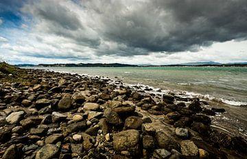 Kustlijn van Whitianga, Nieuw Zeeland van