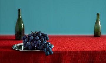 SL-075 Druiven wijn van Hay Hermans