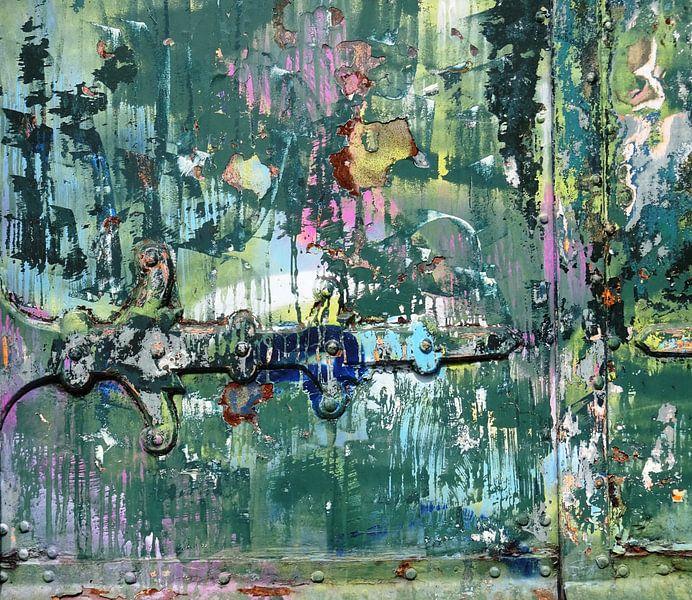 Urban Abstract 342 van MoArt (Maurice Heuts)