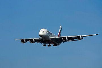 Airbus A380, Emirates Airlines van Gert Hilbink