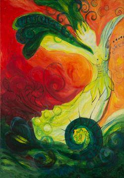 Engel der Lebensfreude von Carmen Eisele