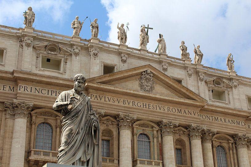 Petrus Vatikanstadt Rom von Berg Photostore