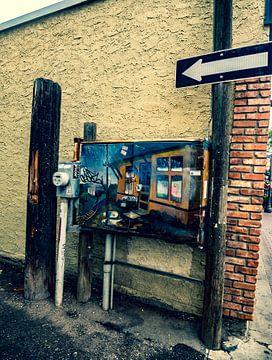 Go Left van Anke van Beurden