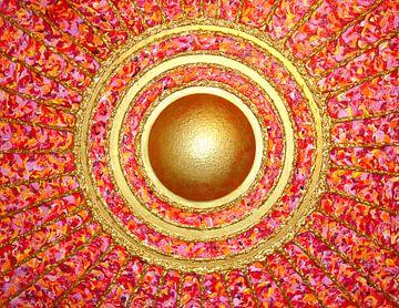 Mandala - SUN - Sonne
