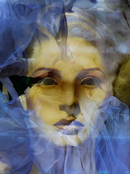 Mystic face van Gabi Hampe