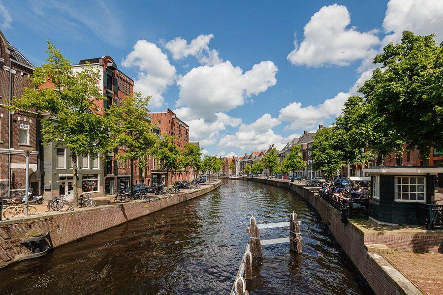 De A in Groningen, Nederland van Martin Stevens