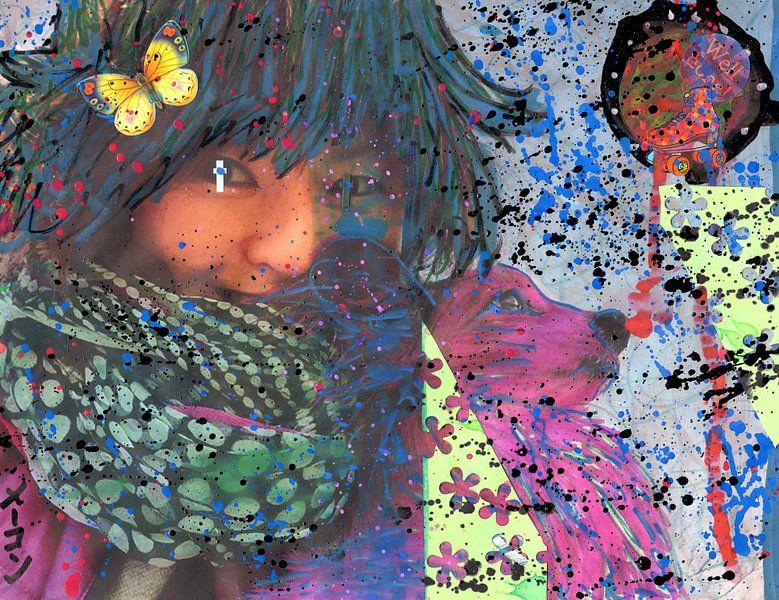 Tomiya-Chan und Ichiban im Wunderland von Atelier Liesjes
