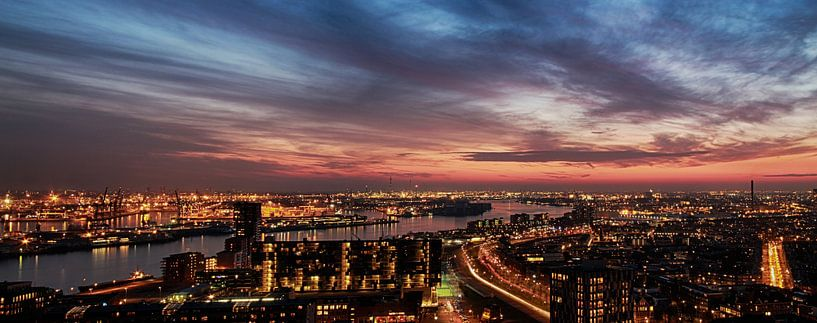 Port of Rotterdam  van Sander Monster