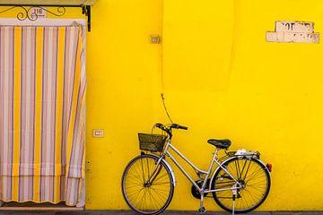 Geel, geel, geel van Reis Genie