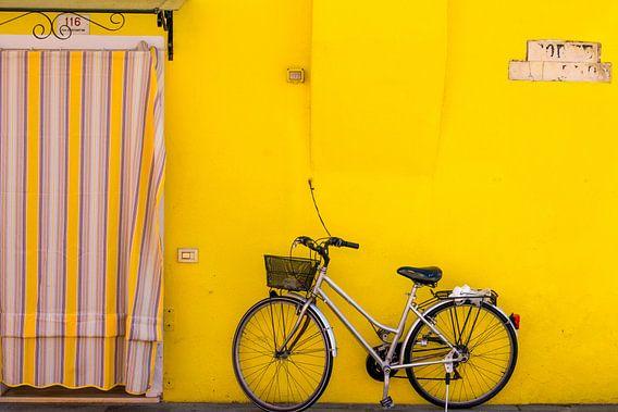 Geel, geel, geel van Kimber Kox