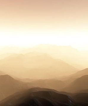 Prachtige bergen 12 van Angel Estevez