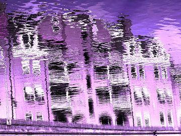 Urban Reflections 67 van MoArt (Maurice Heuts)
