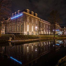 Museum Volkenkunde Leiden van Dirk van Egmond