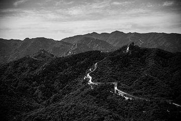 Chinesische Mauer von Colin Eusman